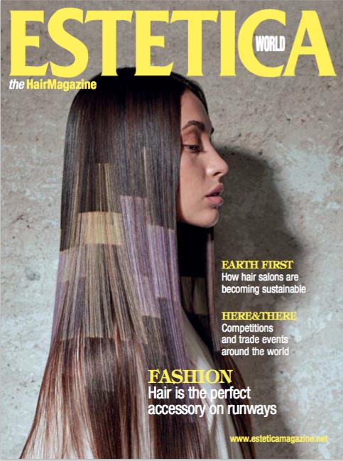 estetica cover editorial